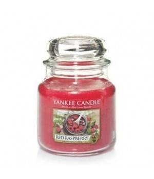 YANKEE CANDLE GIARA MEDIA Red Raspberry