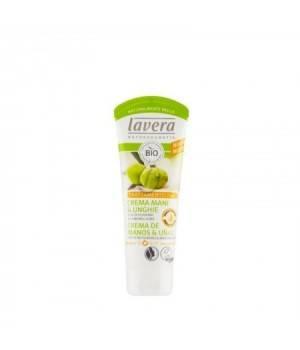 Crema mani e unghie trattamento 2 in 1 75 ml Lavera
