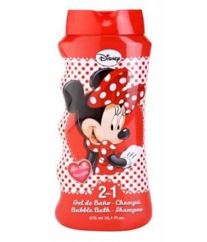 Minnie Mouse 2in1 Shampoo & Gel Doccia 475 ml