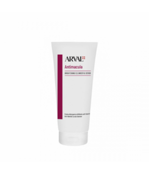 Arval Antimacula Brightening Cleanser And Scrub 200 Ml