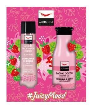 Kit Juicy Mood Fragolina Bosco
