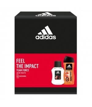 Adidas Team Force Edt50 + Docciaschiuma 250