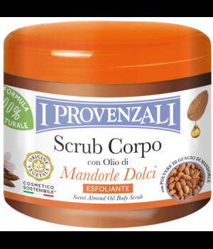 Olio Di Mandorle Dolci Scrub Corpo Esfol.600 Gr