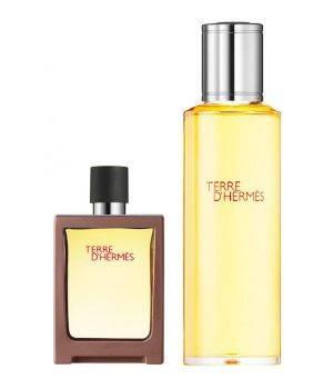 Terre d'Hermès - Eau de Toilette 30 ml + Ricarica 125 ml