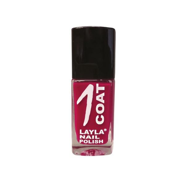 Image of 1 Coat Nail Polish - Smalto 10 Magenta