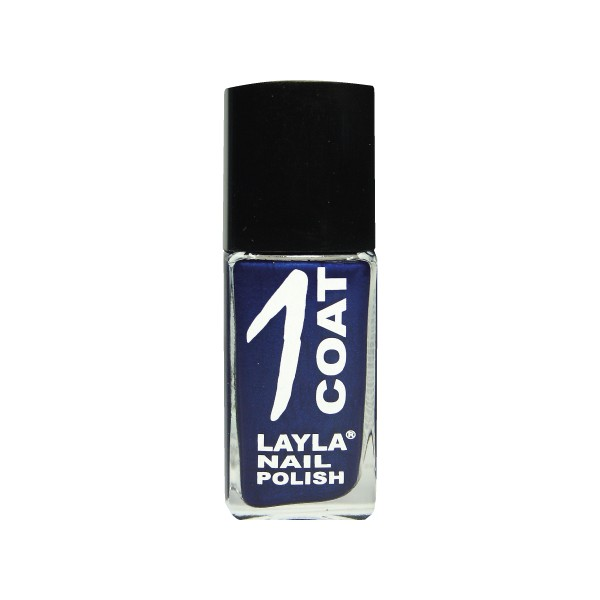 Image of 1 Coat Nail Polish - Smalto 22 Blue Peach