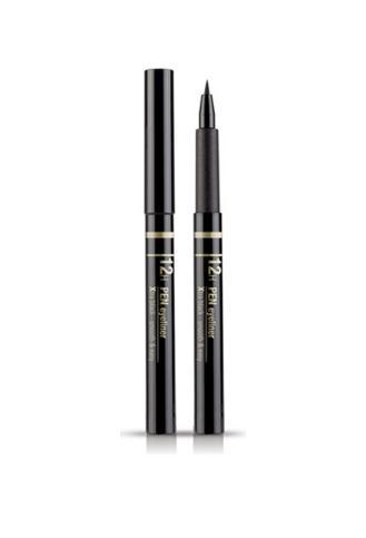 Image of 12H Pen Eyeliner 01 Extra Black