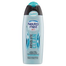 Image of Absolute Clean Docciashampoo Corpo & Capelli & Viso 250 ml