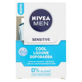 Image of Men Sensitive Cool Lozione Dopobarba 100 ml