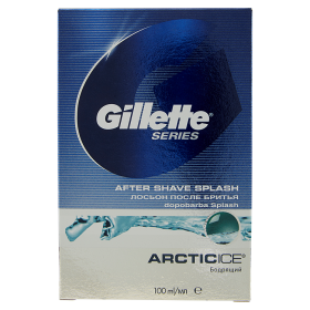 Image of After Shave Liquido Artic Ice 100 ml