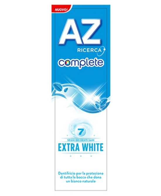 Image of Dentifricio Complete Extra White 75 ml