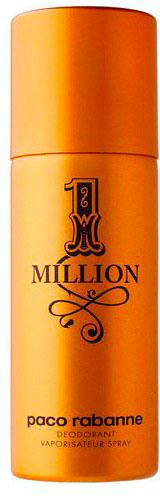 1 Million Deodorant Spray 150 Ml Vapo