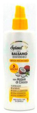 Balsamo Istantaneo Con Acqua Di Cocco 200 Ml Spray