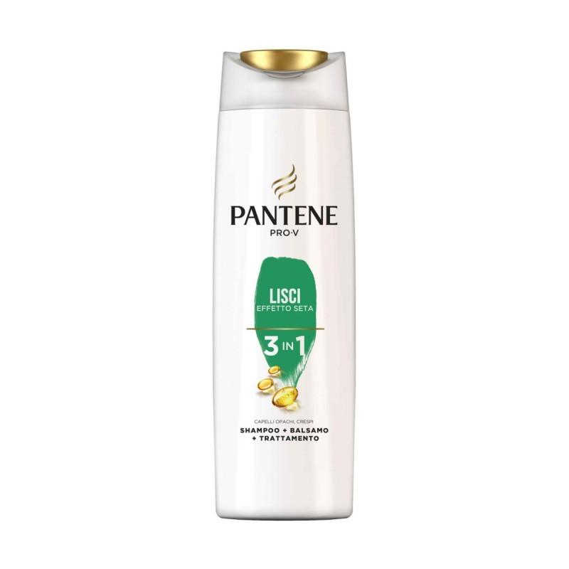Shampoo 3 In 1 Capelli Lisci 225 Ml