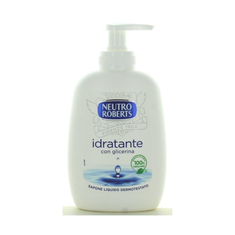 Sapone Liquido Idratante Con Glicerina Dispenser 200 Ml Con Azione Igienizzante